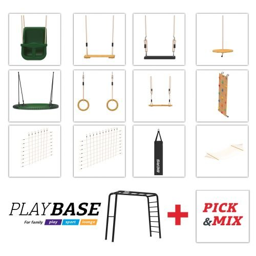 Playbase-accessoires