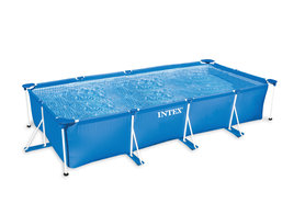 Intex Metal Frame zwembad 220 x 150 x 60 cm