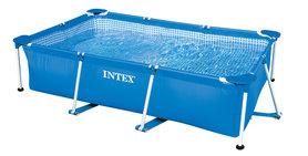 Intex Metal Frame zwembad 260 x 160 x 65 cm
