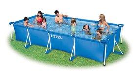 Intex Metal Frame zwembad 450 x 220 x 84