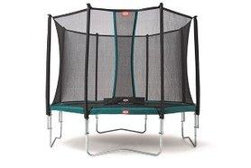 Trampoline BERG Favorit 430 + Safety-Net Comfort 430