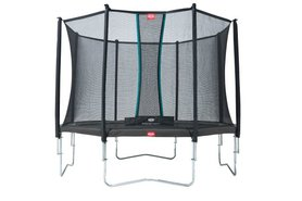 Trampoline BERG Favorit 430 Levels + Safety Net Comfort