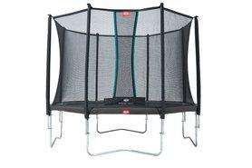 Trampoline BERG Favorit 380 + Safety Net Comfort 380