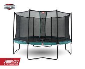 BERG Champion 270 + Safety Net Comfort 270