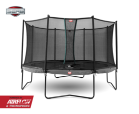 BERG Champion 330 + Safety Net Comfort 330