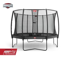 BERG Champion 430 + Safety Net Deluxe 430