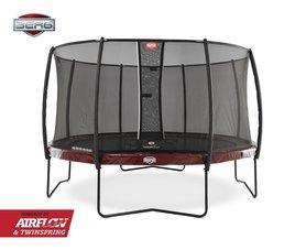BERG Elite 330 + Safety Net Deluxe