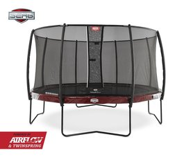 BERG Elite 380 + Safety Net Deluxe