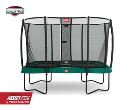 BERG Ultim Champion + Safety Net Deluxe