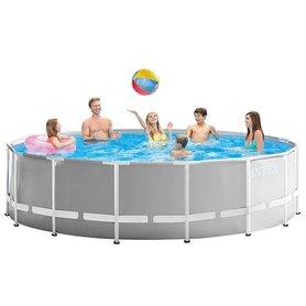 Zwembad Prism Frame Pool Set 366 x 76 cm met pomp