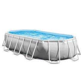 Zwembad Intex Prism Oval Frame 503 X 274 X 122 CM