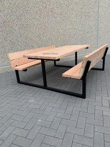Douglas-Staal-Picknicktafel-model-F