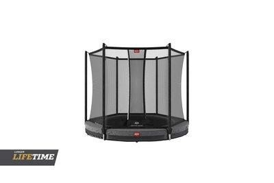 BERG-InGround-Favorit-200 - Safety Net Comfort - Grey