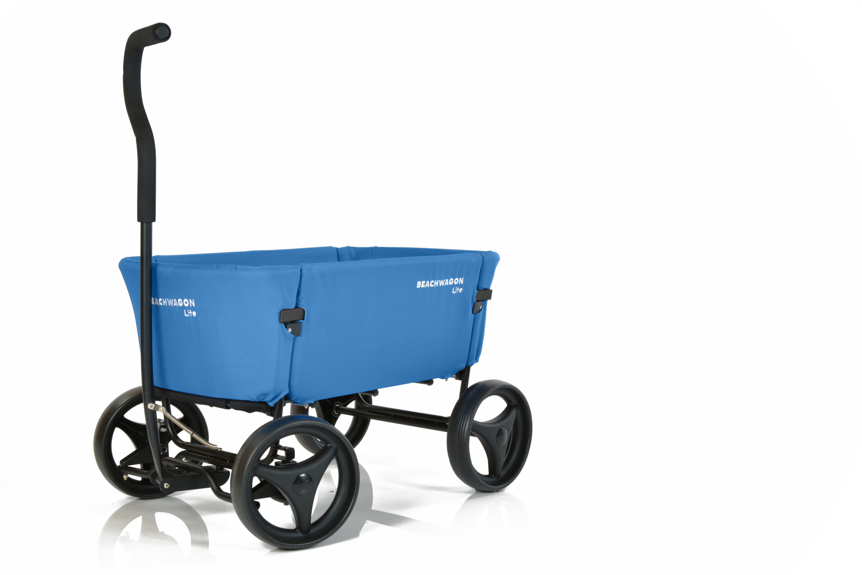Bolderwagen-Beachwagon-Lite- lichtblauw