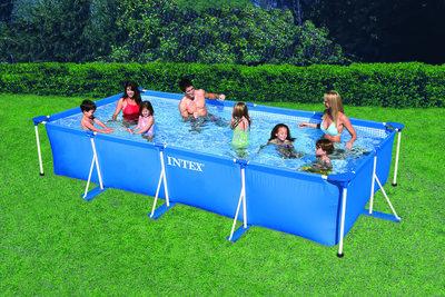 intex metalen frame zwembad 450x220x84 online bestellen