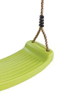 schommelzitje kunststof lemoen groen