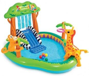 Zwembad speelcenter Jungle